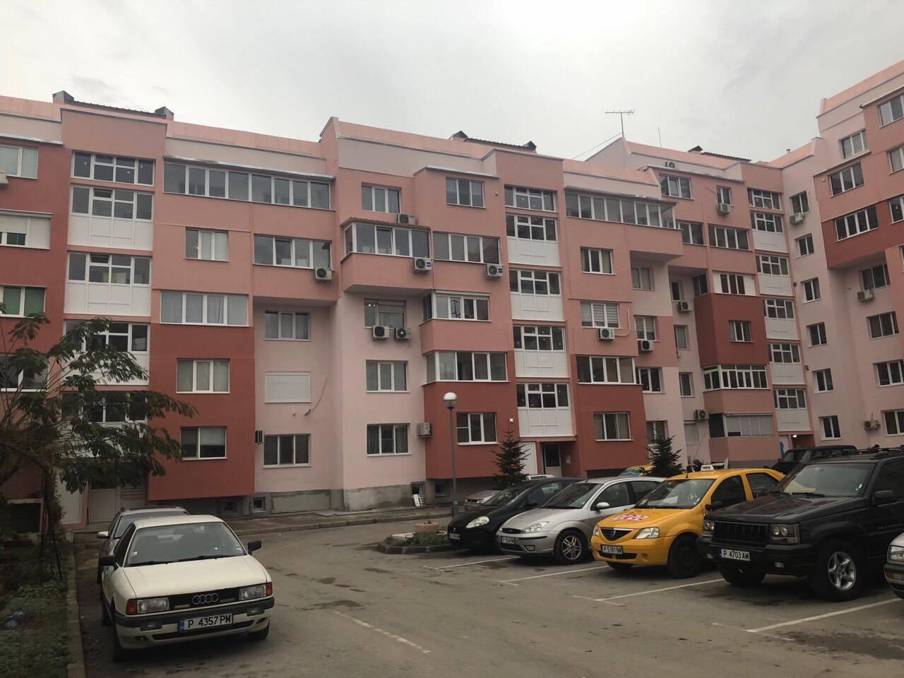 Саниране на Многофамилна жилищна сграда в гр.Русе ул.Слави Шкаров 7 бл.305