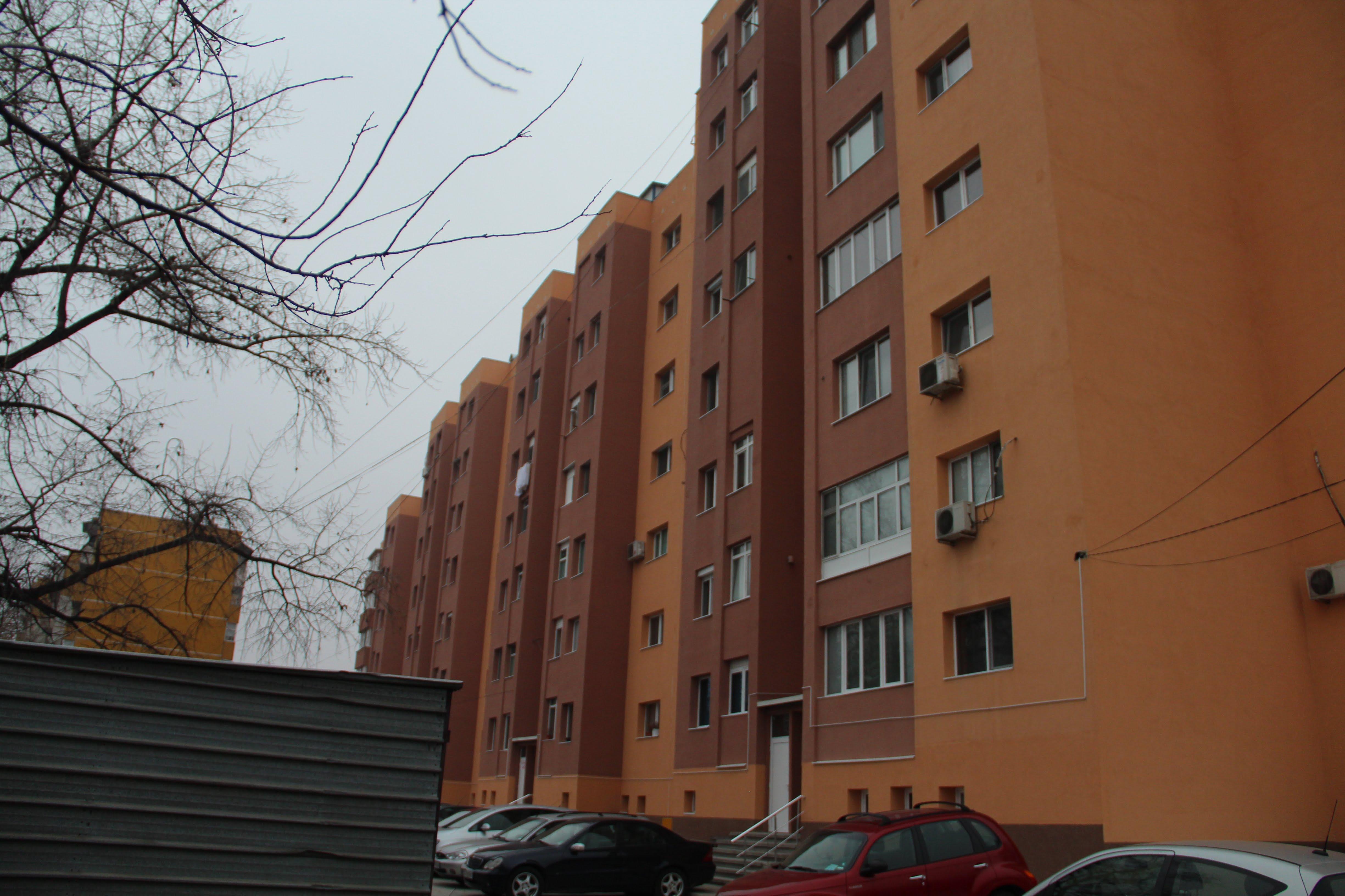 Саниране на Многофамилна жилищна сграда в гр.Пазарджик ул.Димчо Дебелянов 8,10,12,14